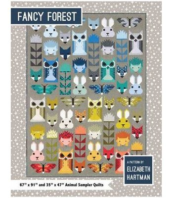 Elizabeth Hartman - Fancy forest